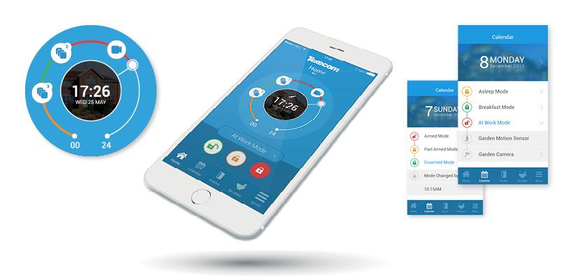 Remote Alarm App